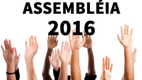ASSEMBLEIA – PAUTA DE REIVINDICAÇÕES 2016