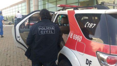 Polícia realiza busca e apreensão na CLDF e Justiça determina afastamento de toda Mesa Diretora