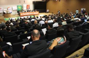 Sindical participa de ato público em defesa da Previdência Social