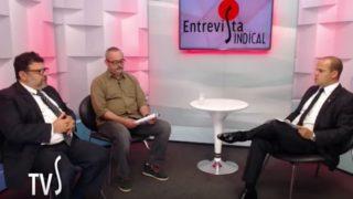 Entrevista Sindical – Terceirização e Reforma Trabalhista