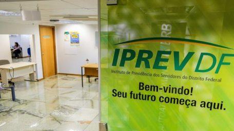 Utilização de recursos pelo GDF coloca em risco regularidade do Iprev
