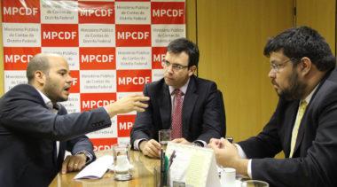 Concurso da CLDF: Sindical vai ao MPCDF