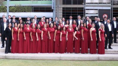 Coral brasiliense ganha duas medalhas de ouro no mundial de canto