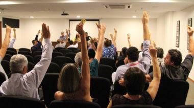 Assembleia aprova contas de 2017 sem ressalvas