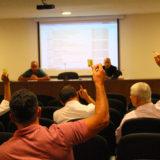 Assembleia aprova orçamento e premissas para reforma administrativa