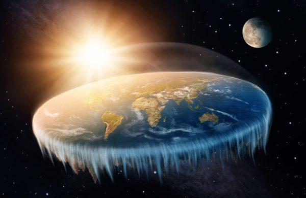A Sociedade da Terra Plana