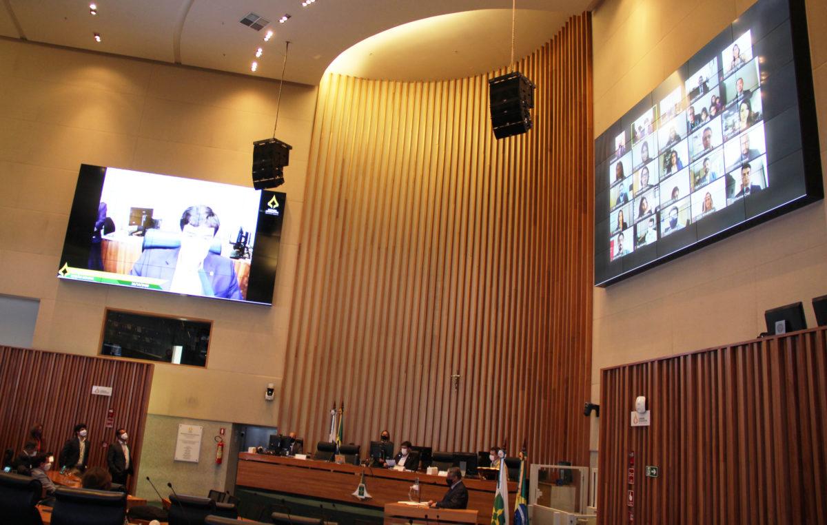 CLDF nomeia aprovados e inicia cadastro reserva