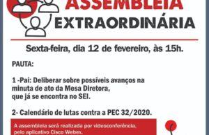 2ª Assembleia Extraodinária