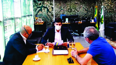 CLDF vai reavaliar retorno ao trabalho presencial