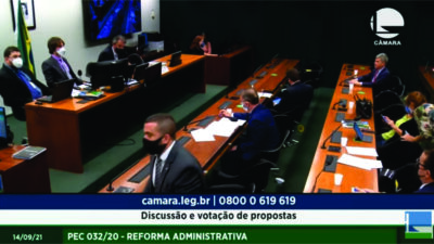 PEC 32/2020 – Sindical acompanha discussão na comissão especial