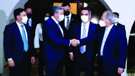 Arthur Lira e Paulo Guedes definem valor da compra dos deputados para aprovar a reforma administrativa